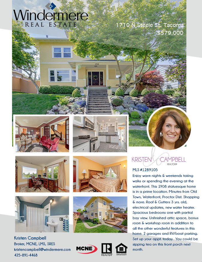 #kristencampbell #listing #Tacoma #washington #windermere